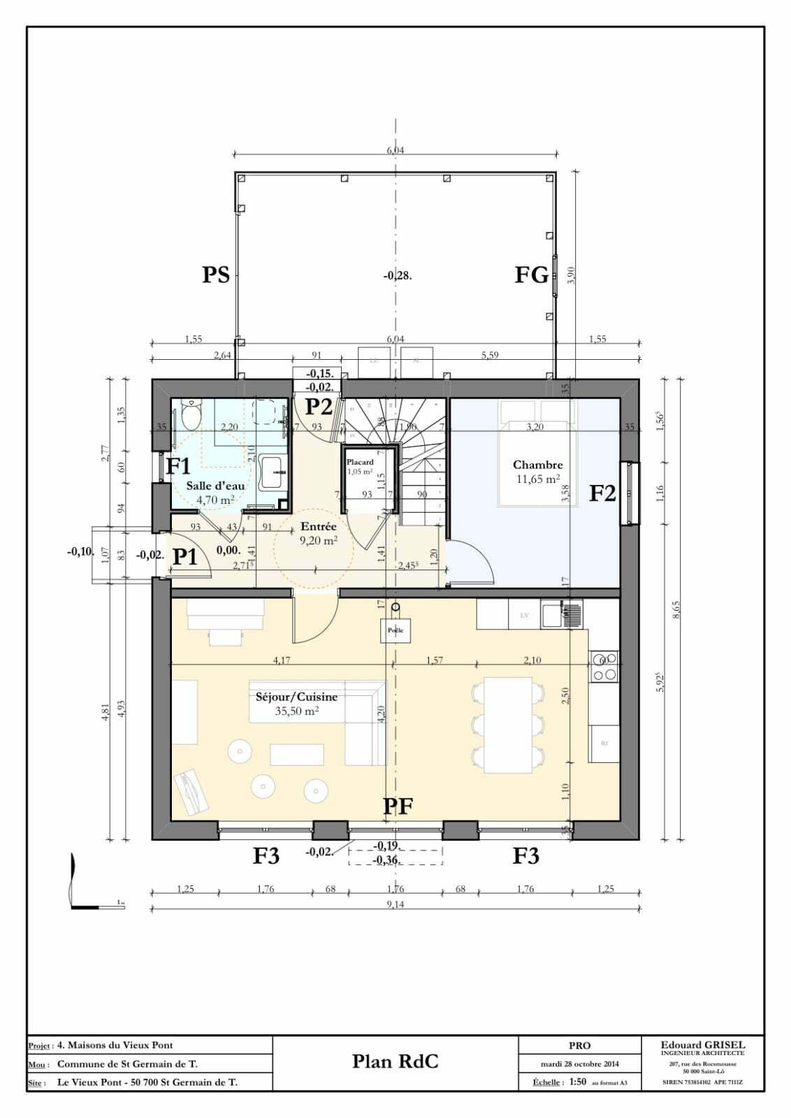 2. Plan RdC