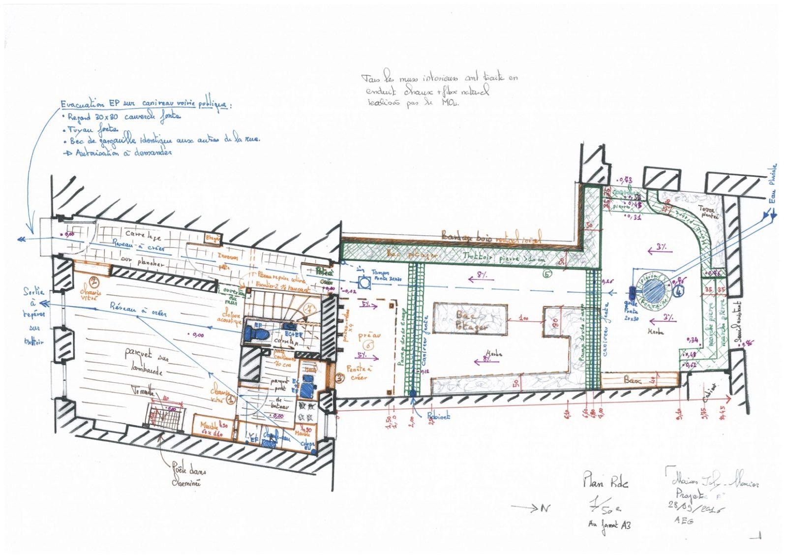 44. Plan RdC