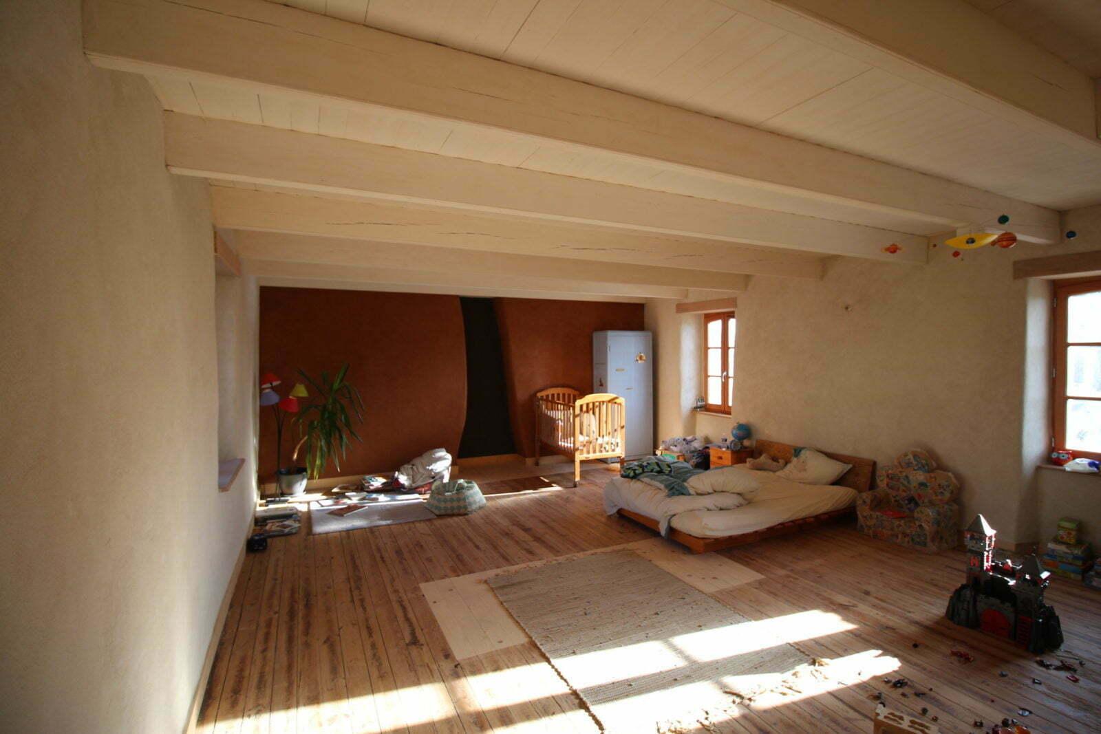 Chambre - La Pairiérie