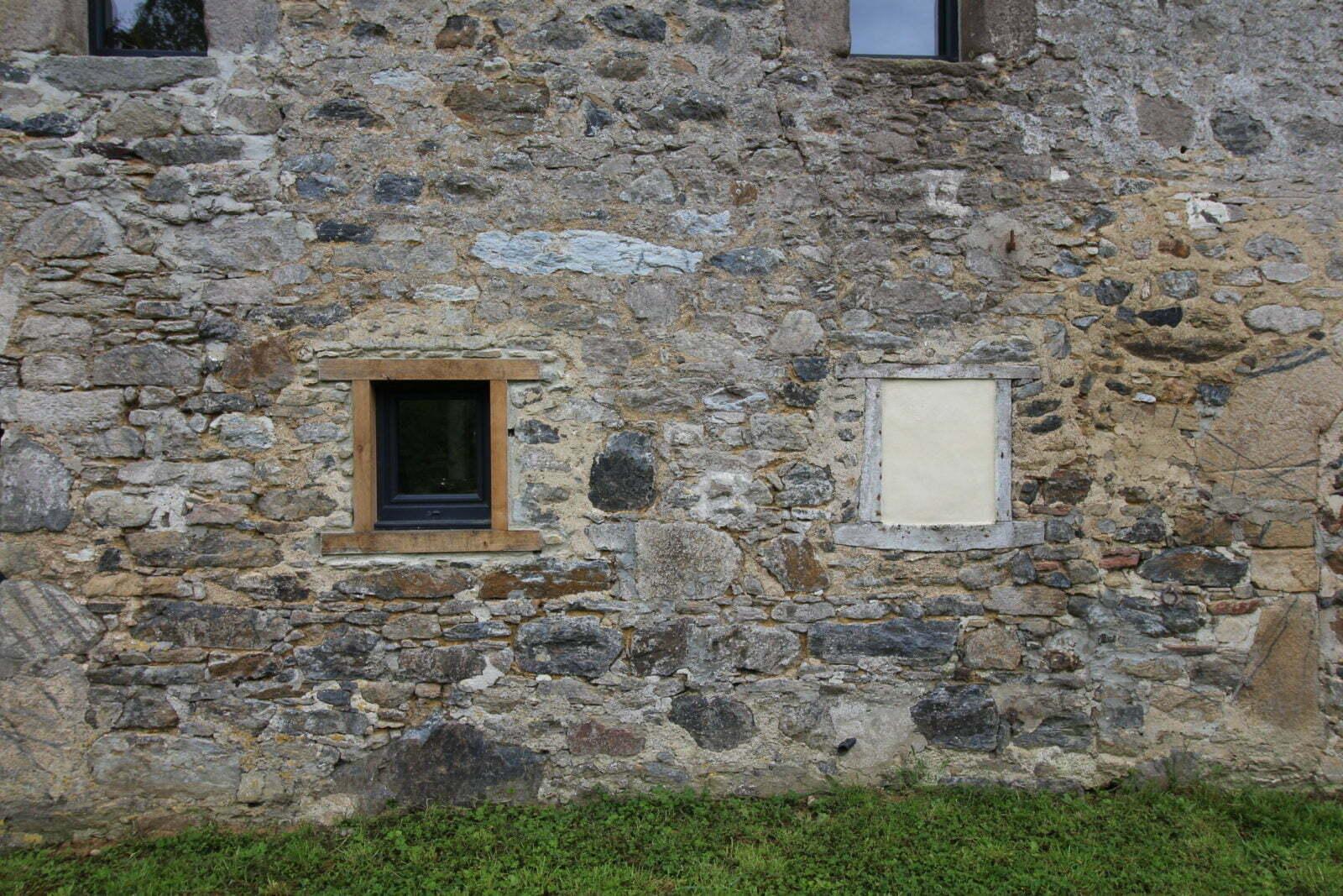 Détail fenêtre - La Hardelière