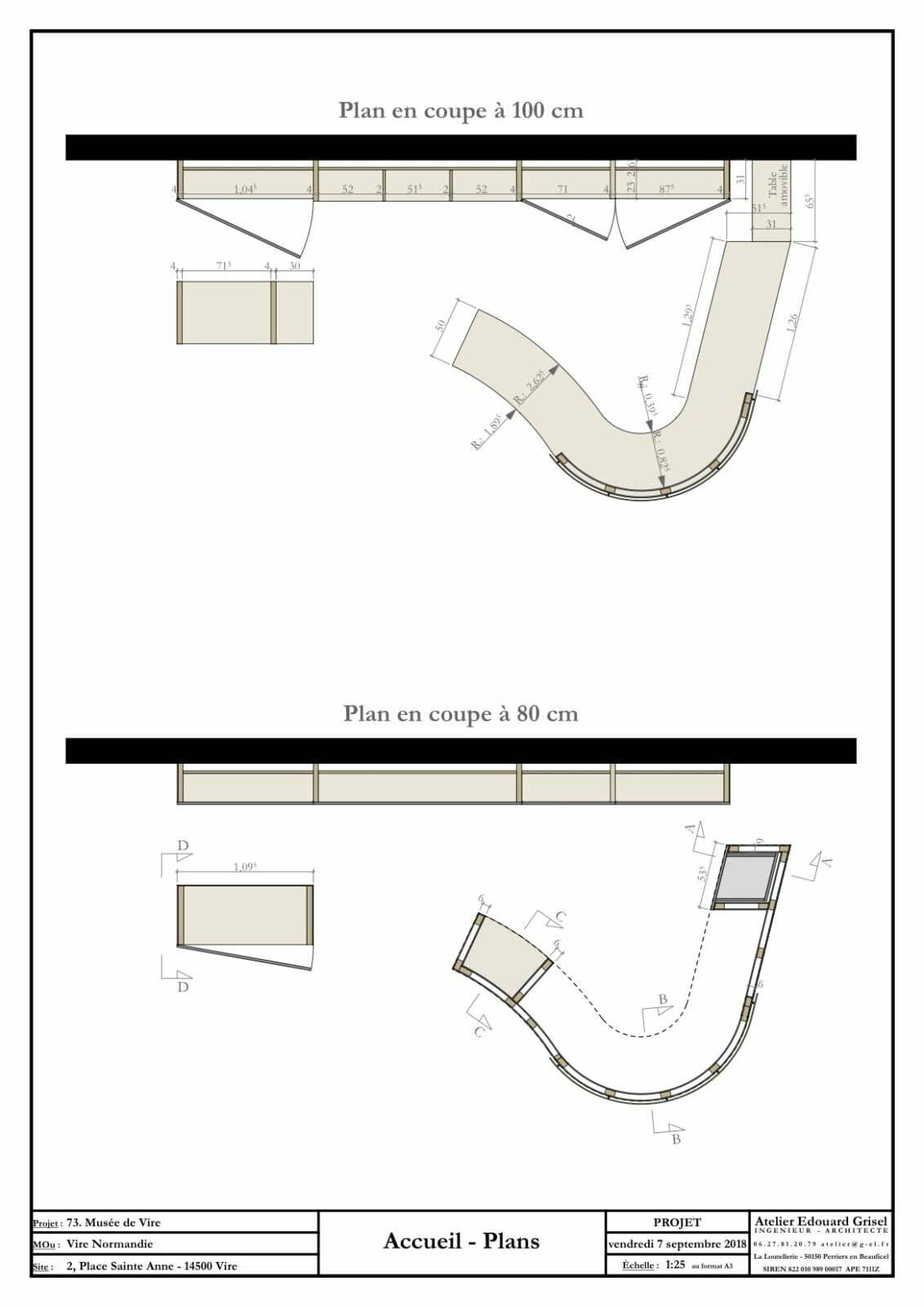 D1. Accueil - Plans