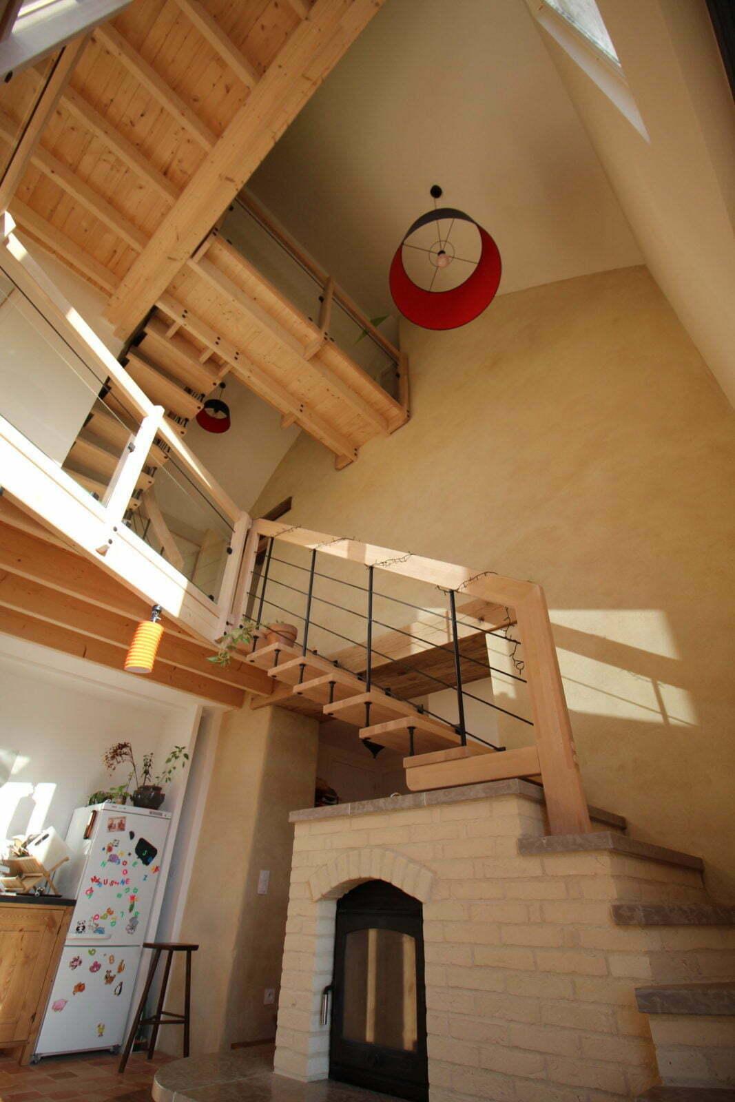 Escaliers - La pairiérie